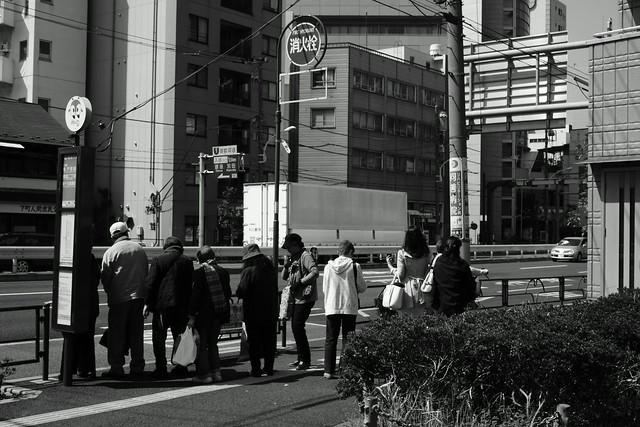 三ノ輪 - Minowa Tokyo, 17 Mar 2015. 039