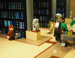 The Life of a Jedi #4- Exploring the Archives
