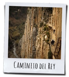 Het spectaculaire wandelpad El Camino del Rey in Andalusië