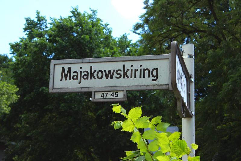 Majakowskiring - AgendaBerlim.com Foto Pacelli Luckwu