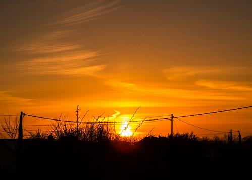 ireland sunset canon spring raw kerry april 2015 landscapephotography ardfert irishlandscape telegraphtuesday