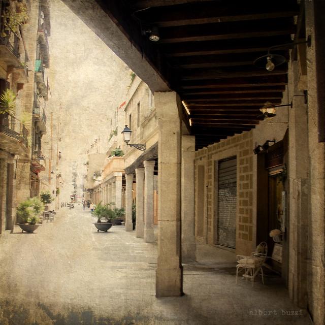 bBcn029:  Barcelona - Ciutat Vella - Sant Pere, Santa Caterina i La Ribera