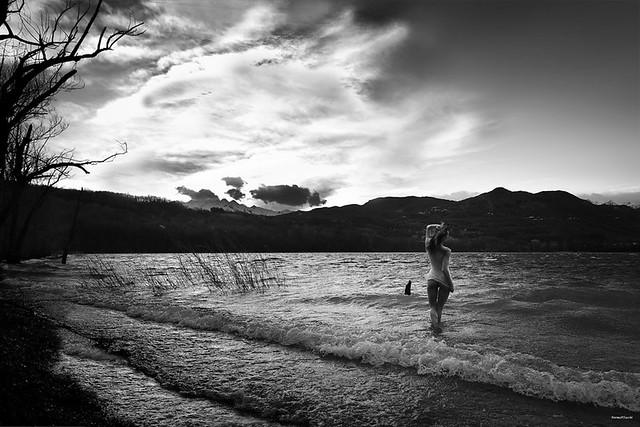 Norman Tacchi - NormaNTacchi . il lago e la tempesta