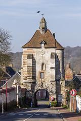 316 - Lucheux - Somme - Photo of Warluzel