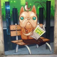 #graffiti #barcelona