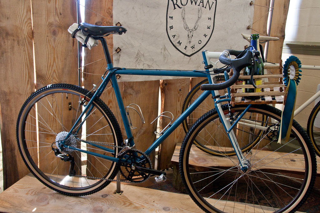 Rowan Light Porteur at Bespoked Bristol UKHBS
