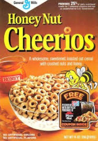 Honey nut cheerios coupons printable