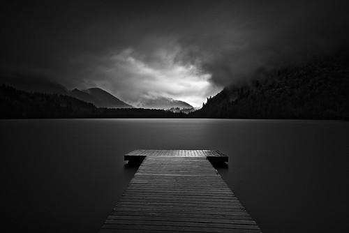 Light on the Lake. Fine Art Photography by Daniel Burdett