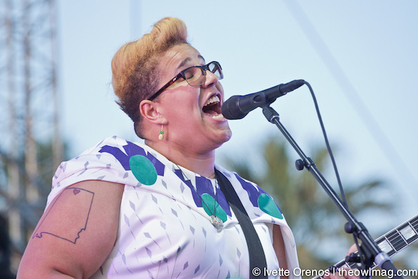 Alabama Shakes @ Coachella 2015 Weekend 2 - Friday