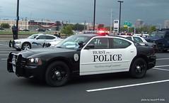 Hurst TX Police - 2006 Dodge Charger