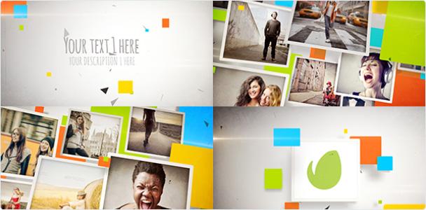 Preview_Project Photo Flip Slideshow