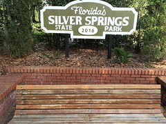 Florida's Silver Springs State Park 2016