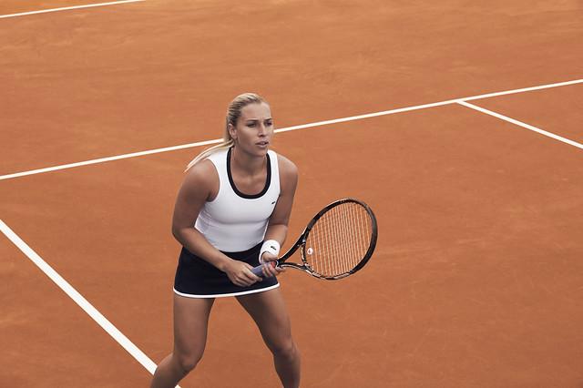 Dominika Cibulkova Roland Garros 2016 outfit