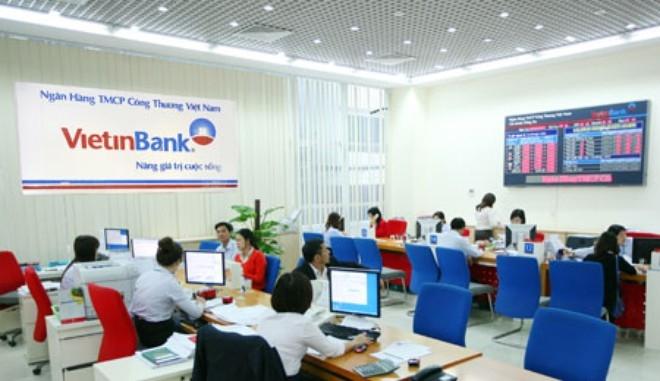 Các giao dịch của ngân hàng vietinbank