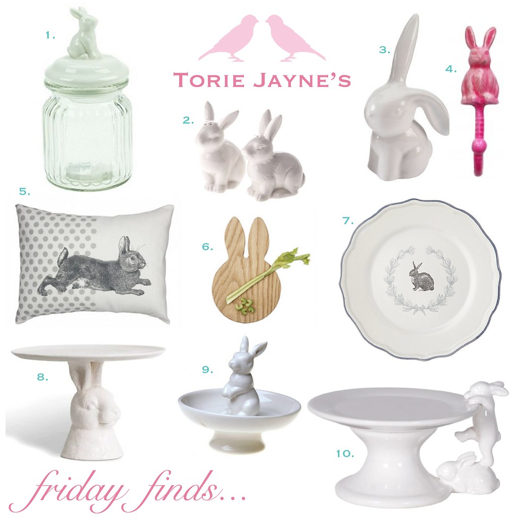 Friday finds Bunnies