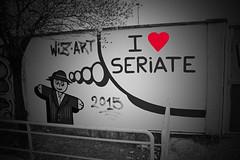"""I LOVE SERIATE"" by WIZ"