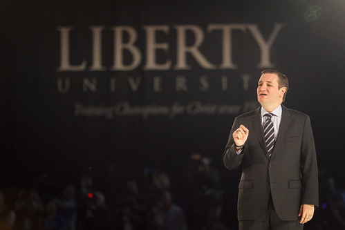 Ted Cruz Announces for President at Liberty University
