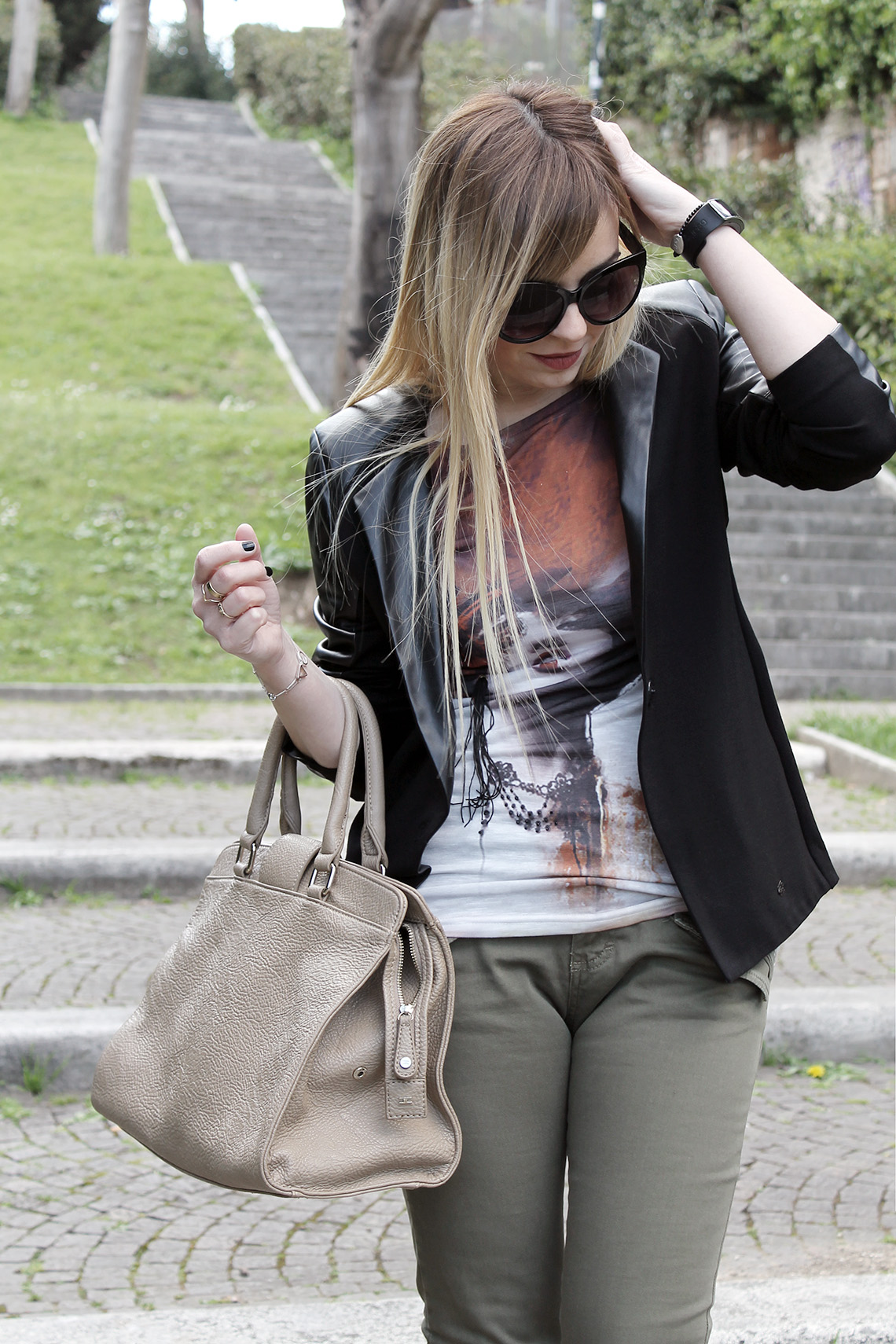 outfit urban chic dressing&toppings