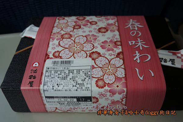 日本JR地鐵電車便當18