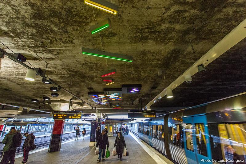 Metro de Estocolmo-86