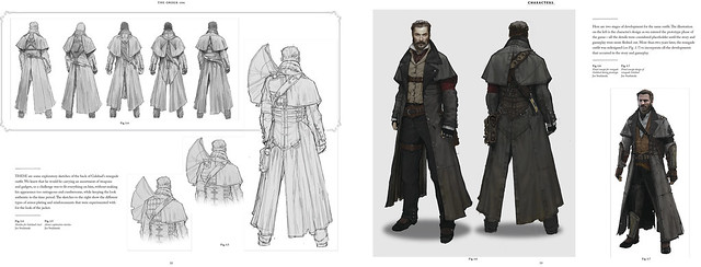 Blackwater Archives | The Art of The Order: 1886