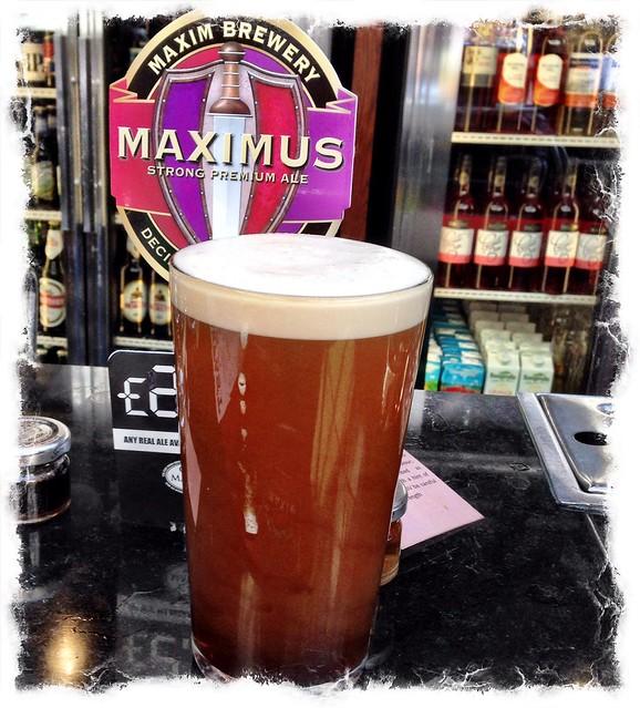 Maximus Beer