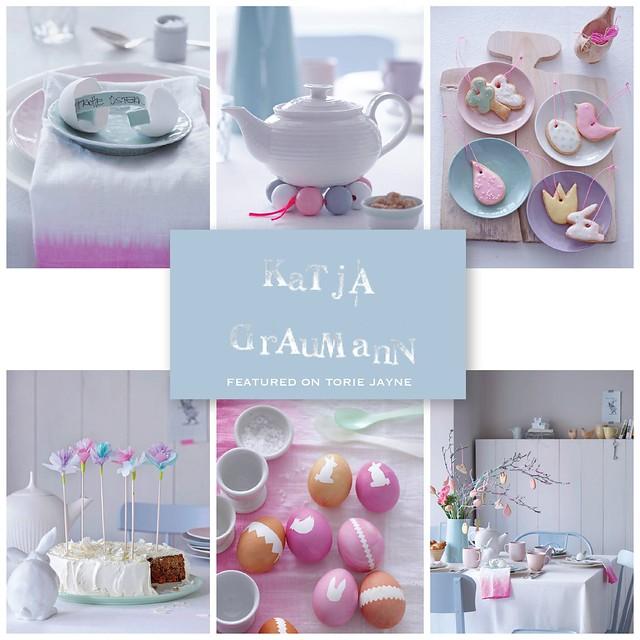 Katja Graumann Pastel Easter
