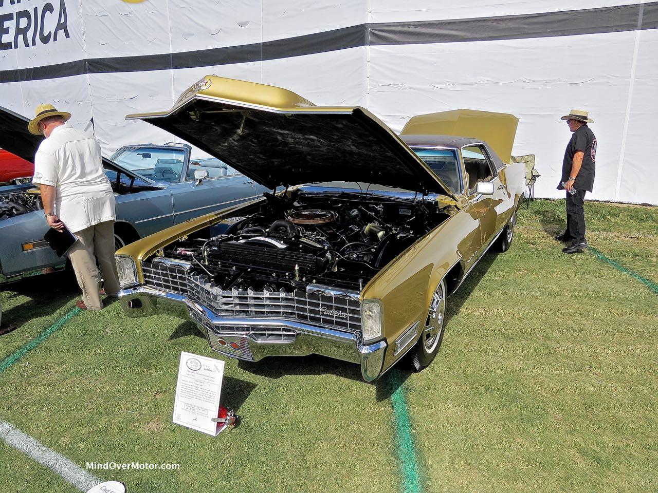 1968 Cadillac Eldorado Front