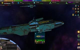 A través de la diplomacia podremos nombrar naves capitales