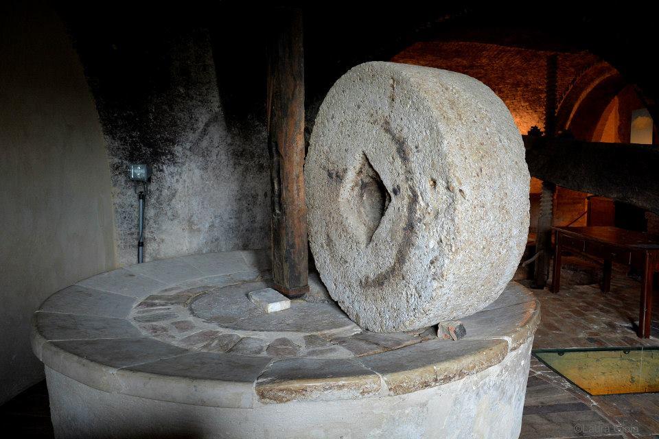 Castello Semivicoli_pietra frantoio_Laura Gioia