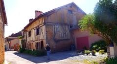 Saint Sever de Rustan (Hautes Pyrénées, France).