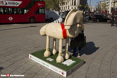 NELSON No.10 - Shaun The Sheep - Shaun in the City - London - 150423 - Steven Gray - IMG_0157