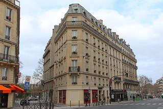 Rue Gay-Lussac - Paris (France)