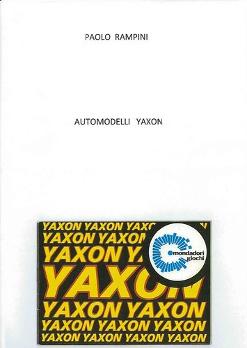 AUTOMODELLI-YAXON-COPERTINA