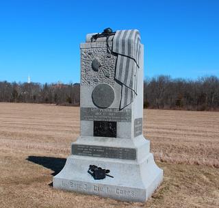 Gettysburg Day 1, 121st Pennsylvania Infantry
