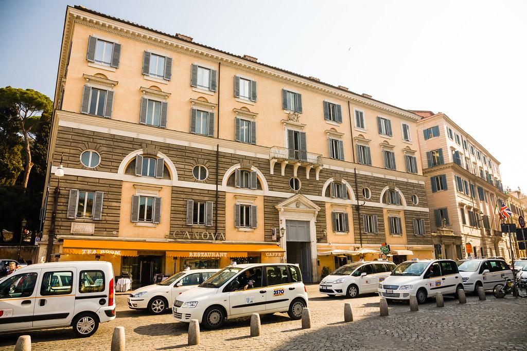 Piazza del Popolo [Flickr]
