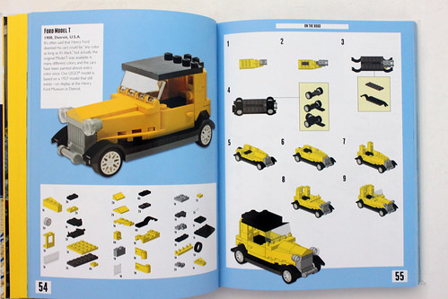 Brick Vehicles: Amazing Air, Land, and Sea Machines to Build from LEGO!