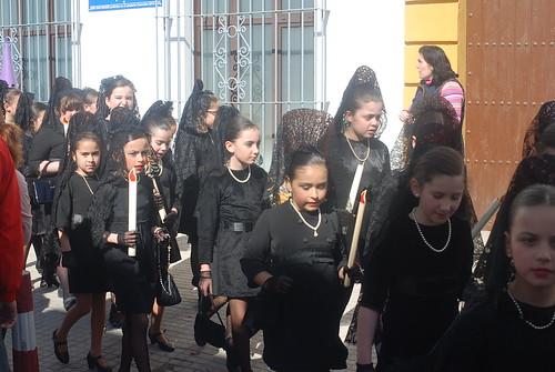 AionSur 16760997709_a7ea03fa86_d Los más pequeños protagonizan, un año más, la primera salida procesional Cultura Educación