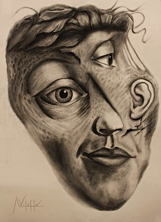 """Portrait Of a Poet"" – Vilella Art"