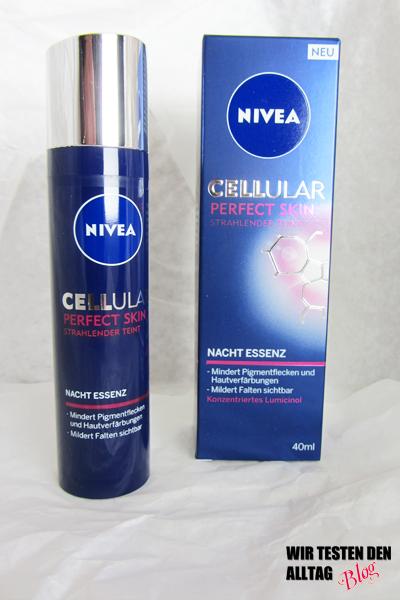 NIVEA Cellular Perfect Skin www.wirtestendenalltag.blogspot.de