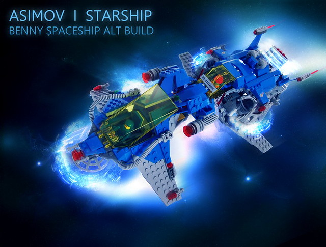 Asimov I Starship