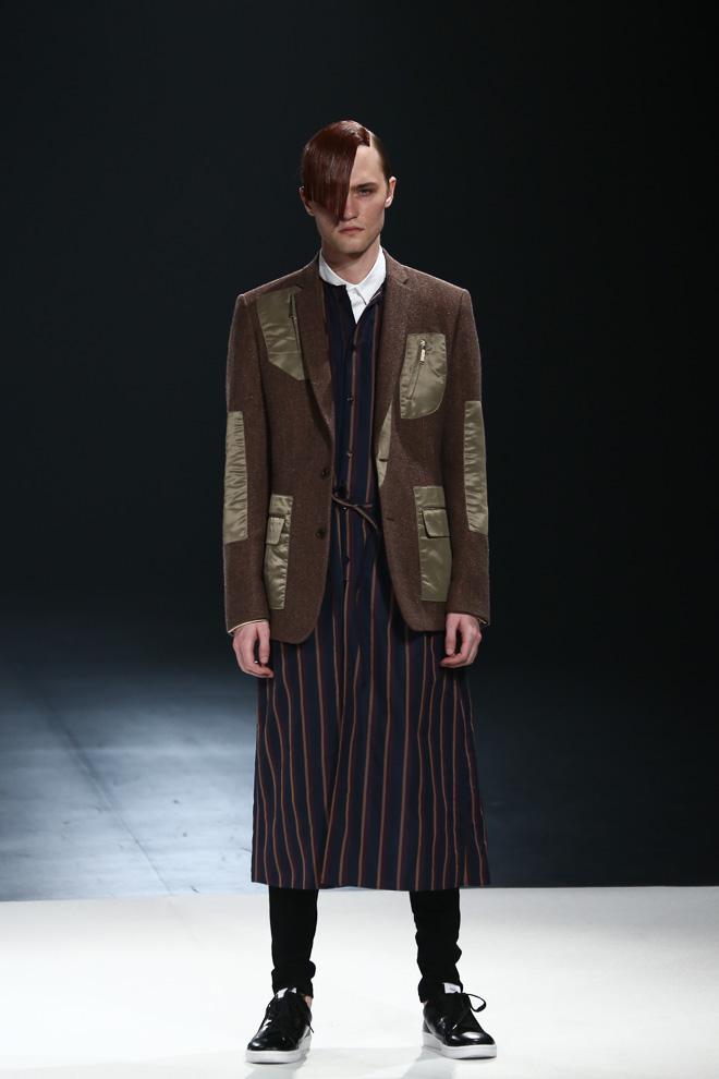 FW15 Tokyo yoshio kubo107_Sam Pullee(fashionsnap.com)