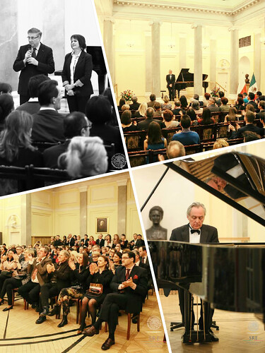 Recital de música clásica mexicana en Varsovia