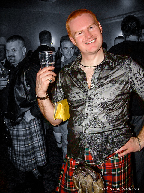 The Ginger Kiltie