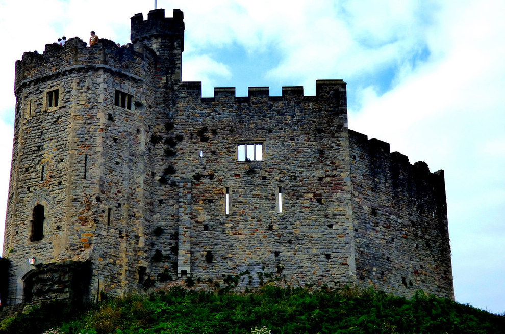 Cardiff Castle Ghost Tour