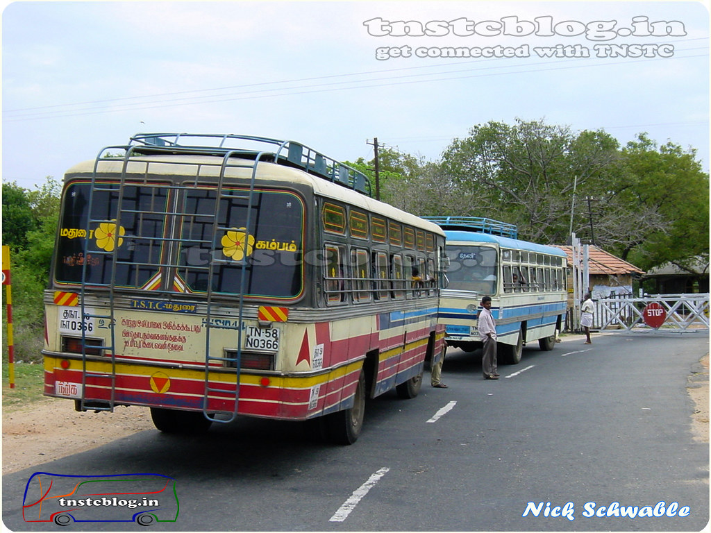 TN-58N-0366 Thanks to Madhan.M for Sharing this Nostalgic pic.