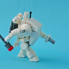 LEGO: SAFS Fireball