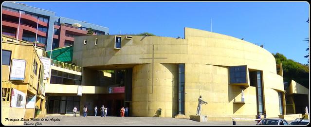 Parroquia Santa María de los Angeles, Reñaca , Chile