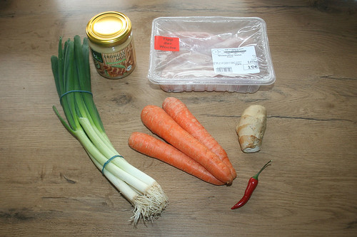01 - Zutaten / Ingredients