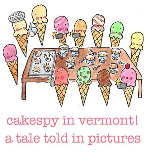 Vermont topper